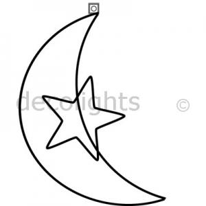 0035 maan met ster