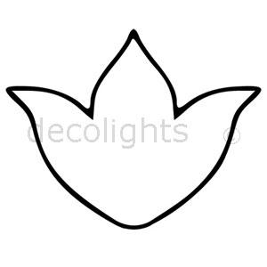0044 los bloemknopje