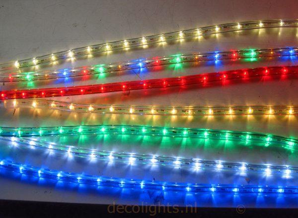 HQL lichtslang kleuren
